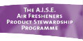 Product Stewardship Programme for Air Fresheners